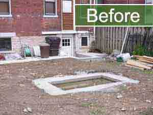 Fish Pond Repair