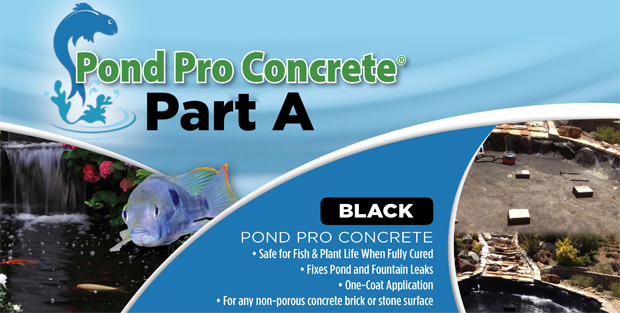 Pondpro Concrete Gallon