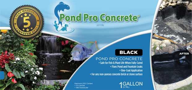Fish Pond Sealer Pond Pro 2000